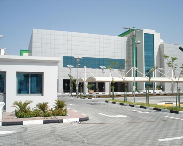 Project: G+2, Distribution Control Building, On Plot No.232-552,  Al Qusais-I, Dubai