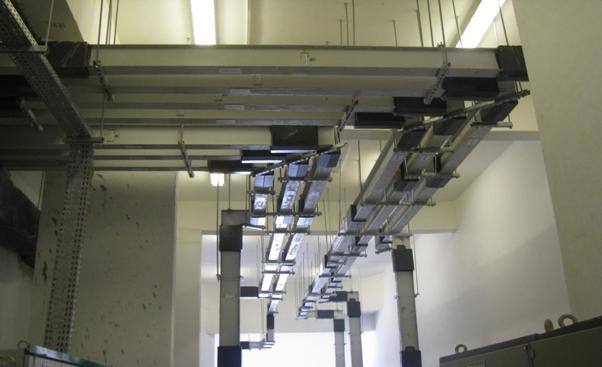 BUS-BAR DUCTS (HORIZONDAL / VERTICAL RUNS)