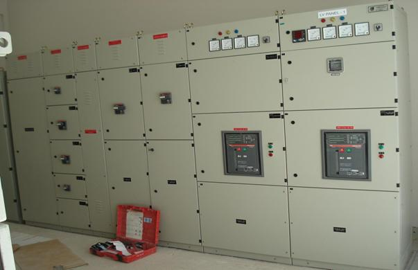LOW VOLTAGE PANEL INSTALLATION (FORM-4, TYPE-6)